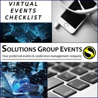 Virtual Events Checklist